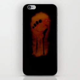 Zombie Heart iPhone Skin