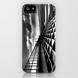Crosby Steps iPhone Case