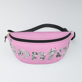 Ahegao Hentai Pink Fanny Pack