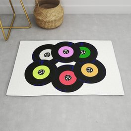 Singles Collection Rug