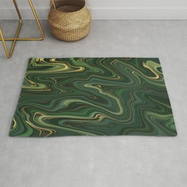 Golden Forest Rug