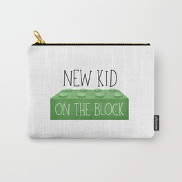 New Kid On The Block Carry-All Pouch