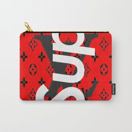 Supreme x LV Carry-All Pouch