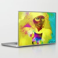 philosophy Laptop & iPad Skins featuring Colors Of Philosophy by TK0920