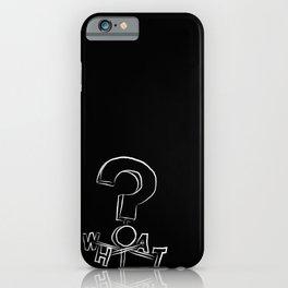 Weathervane iPhone Case