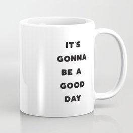 Have A Good Day - Black & Cream Coffee Mug