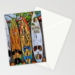 Aloha Y'ALL Stationery Cards