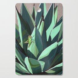 Grasshopper Cutting Board