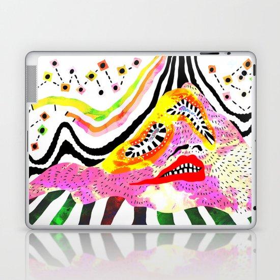 """""""Melophobia"""" by Steven Fiche Laptop & iPad Skin"""