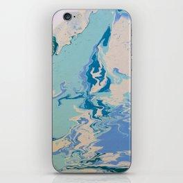 Fluid 9 iPhone Skin