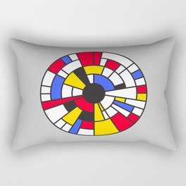 Roundrian Rectangular Pillow