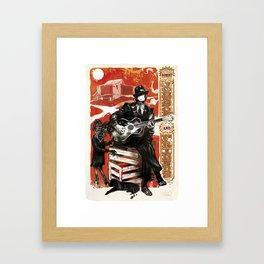 Delta Blues - Robert Johnson & Friends Framed Art Print