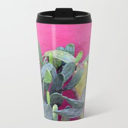 cactus i. colombia. Metal Travel Mug