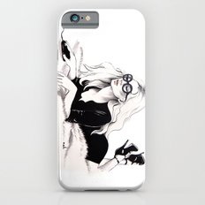 She Works Hard For The Money Slim Case iPhone 6