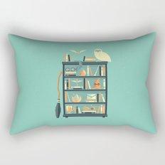 Potter Shelf | Rowling Rectangular Pillow