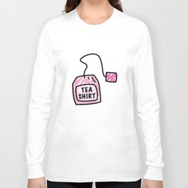 Tea Shirt Long Sleeve T-shirt