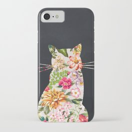 Tropicat iPhone Case