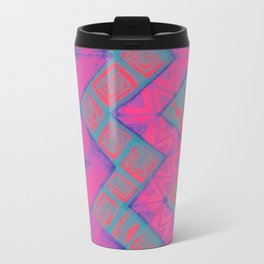 Acid pattern Travel Mug