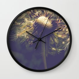 Missed Opportunities Wall Clock