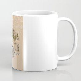 Green Invasion Coffee Mug