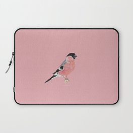 Siberian Bullfinch (rose palette) Laptop Sleeve