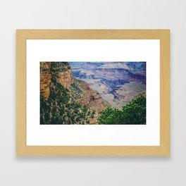 The Grand Outdoors Framed Art Print