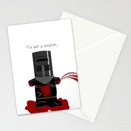 Black Knight. Monty Python  Stationery Cards