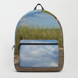 Rainbow at the end of the Path Backpack