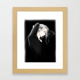yuri on nice Framed Art Print