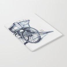 rickshaw Notebook