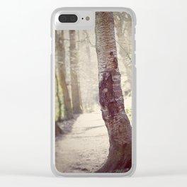 Gleam Clear iPhone Case