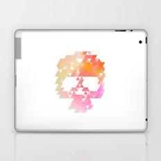 Skull Pink Laptop & iPad Skin