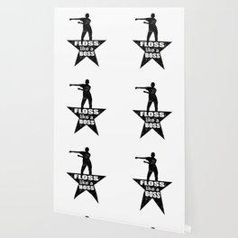 Floss Star Dance Wallpaper