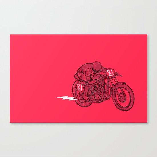 81 Canvas Print