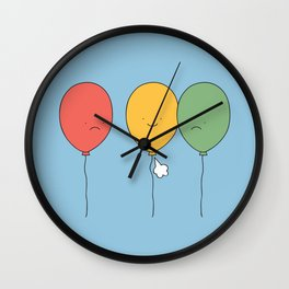 Let it go! Wall Clock