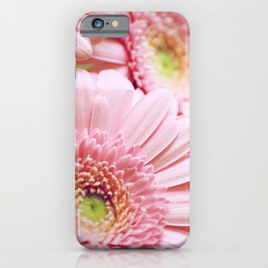 Pink Gerbera Dream iPhone & iPod Case