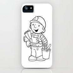Bob The Builder Slim Case iPhone (5, 5s)