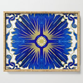 Azulejos - Portuguese Tiles Serving Tray