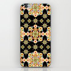 Sparkly Carousel Confetti iPhone & iPod Skin