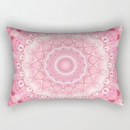 """The Suitor's Plea"" Kaleidoscope 7 by Angelique G. @FromtheBreathofDaydreams Rectangular Pillow"