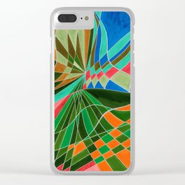 delusion Clear iPhone Case
