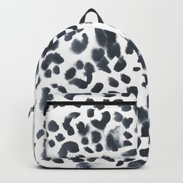 Leopard Abstract Backpack