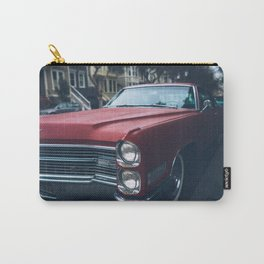 Vintage Caddy in The City of SF Carry-All Pouch