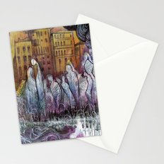 The Pop Is Dead Stationery Cards