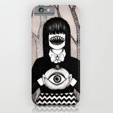 pumpkin eye iPhone 6 Slim Case