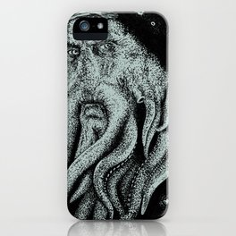 Do You Fear Death? iPhone Case