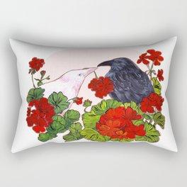 Please Be Mine---Pink version Rectangular Pillow