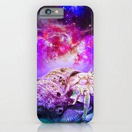 Hermit Crab In Space iPhone Case