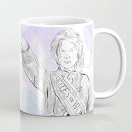 Suffragette 2 Coffee Mug