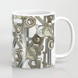 Nuts & Bolts Coffee Mug